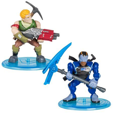 Fortnite Battle Royale Collection: Duo Pack, Carbide & Sergeant