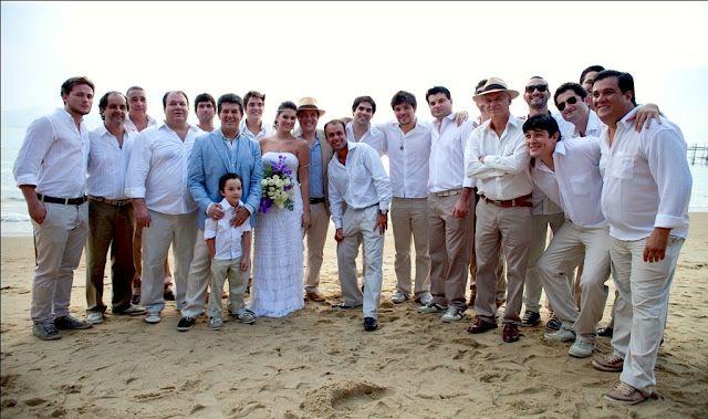 look convidado casamento praia