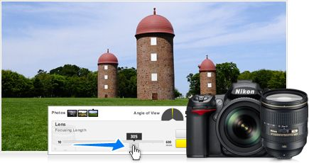 Camera Lenses | Nikon Digital Camera Lenses | NIKKOR Lens Optics