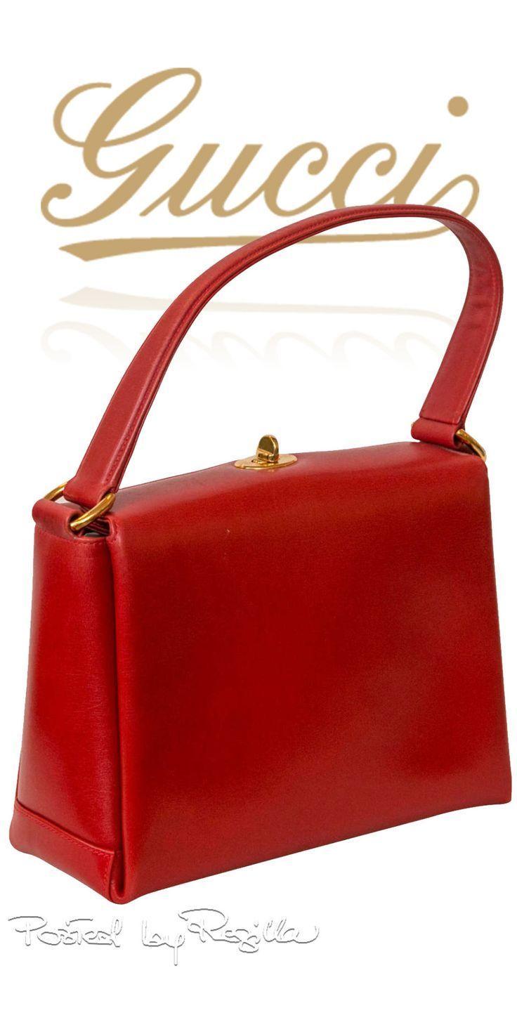 Regilla ⚜ vintage Gu #purse #style