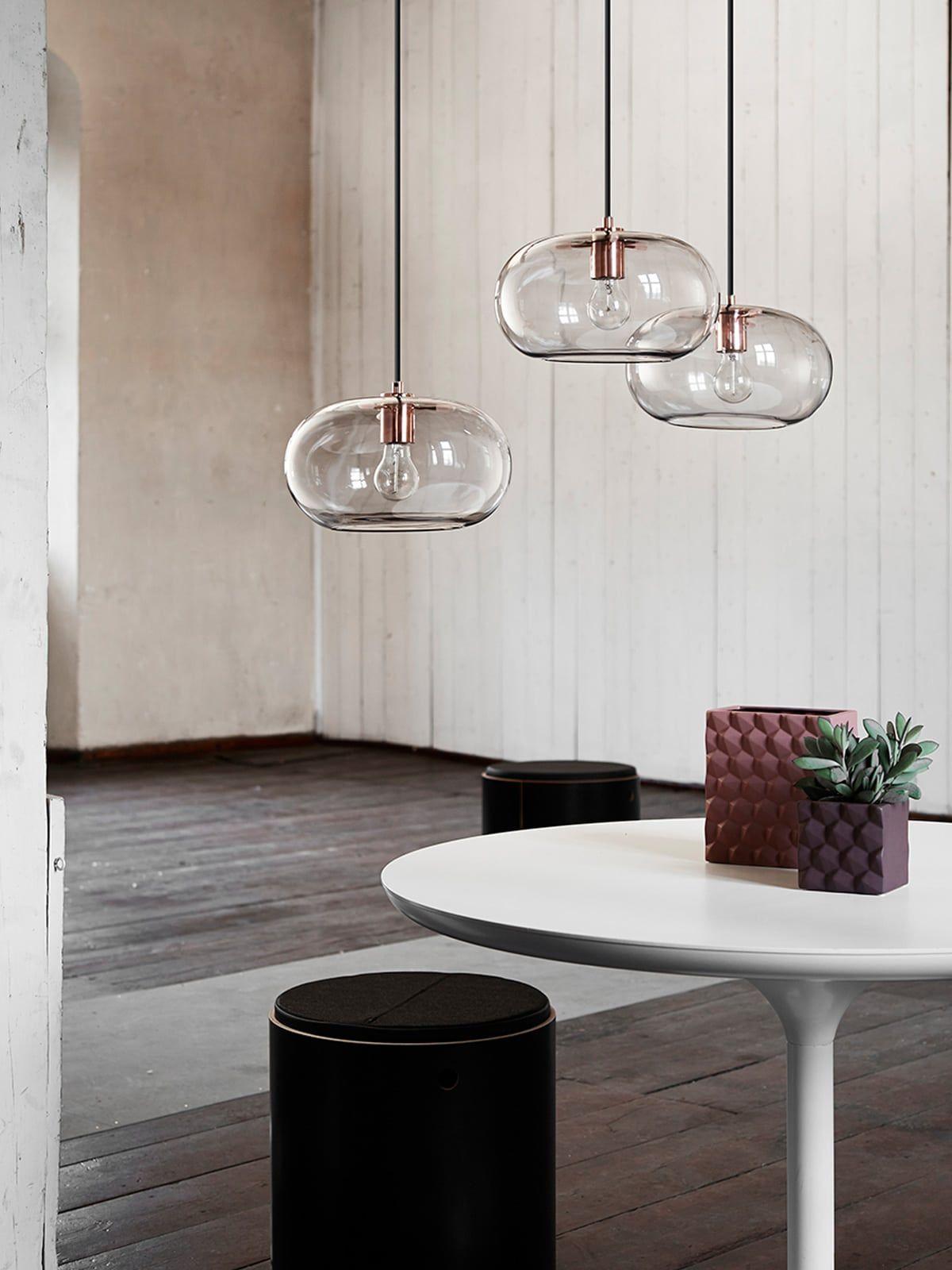 Hängelen Für Hohe Räume ist die elegante glasleuchte für stilvollen lichterglanz im