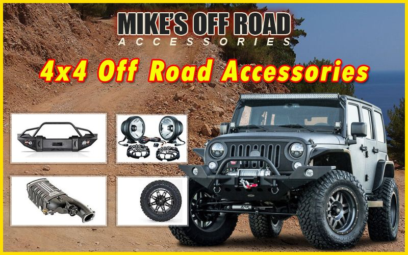 Mikes Off Road Is Famous For The 4 4 Off Road Accessories At