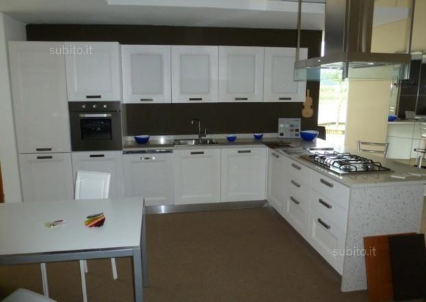cucina-cucine-lube-georgia-bianco-quarzo | cucine moderne | Pinterest