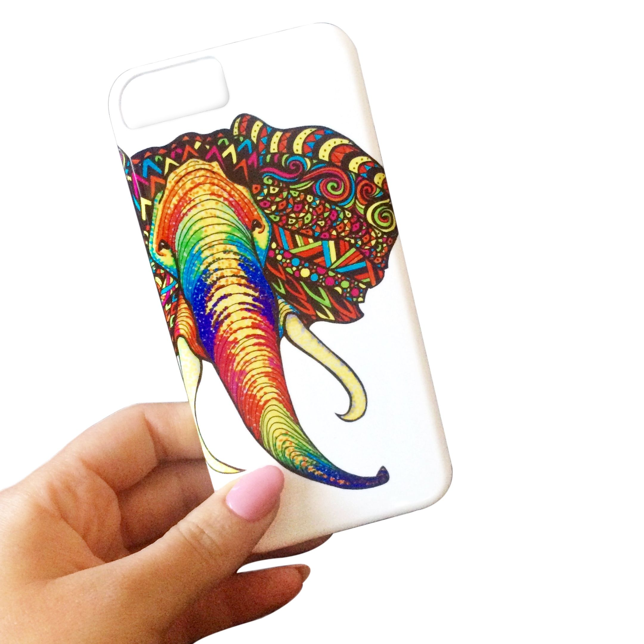 Www etradesupply com media uploaded iphone 5c vs iphone 5 screen jpg - Elephant Phone Case Iphone 6 6s Case Animal Phone Case Tribal Art