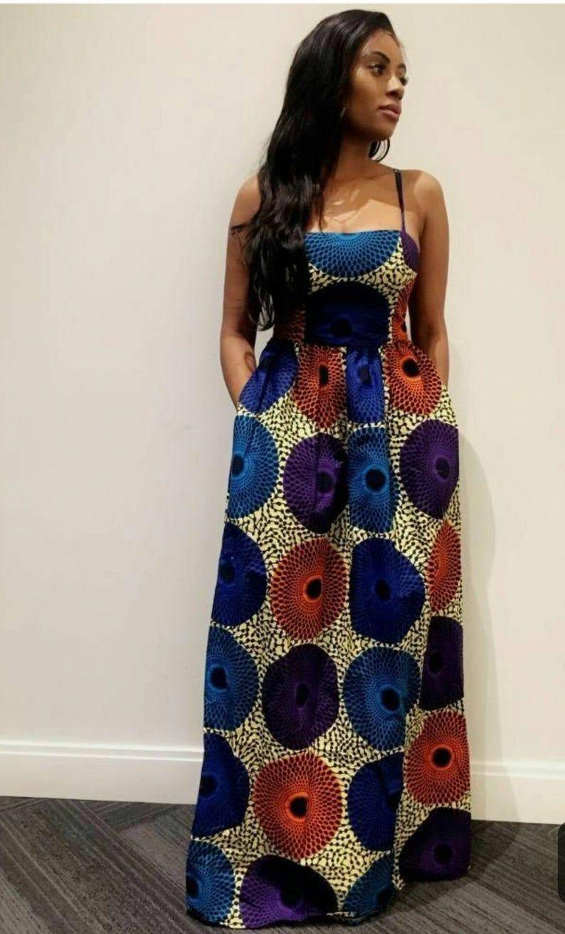 Wax imprimé africain, mode africaine, robe africaine, tenue africaine, robes de bal, robe de mariée Ankara, dashiki, native des femmes, vêtements africains