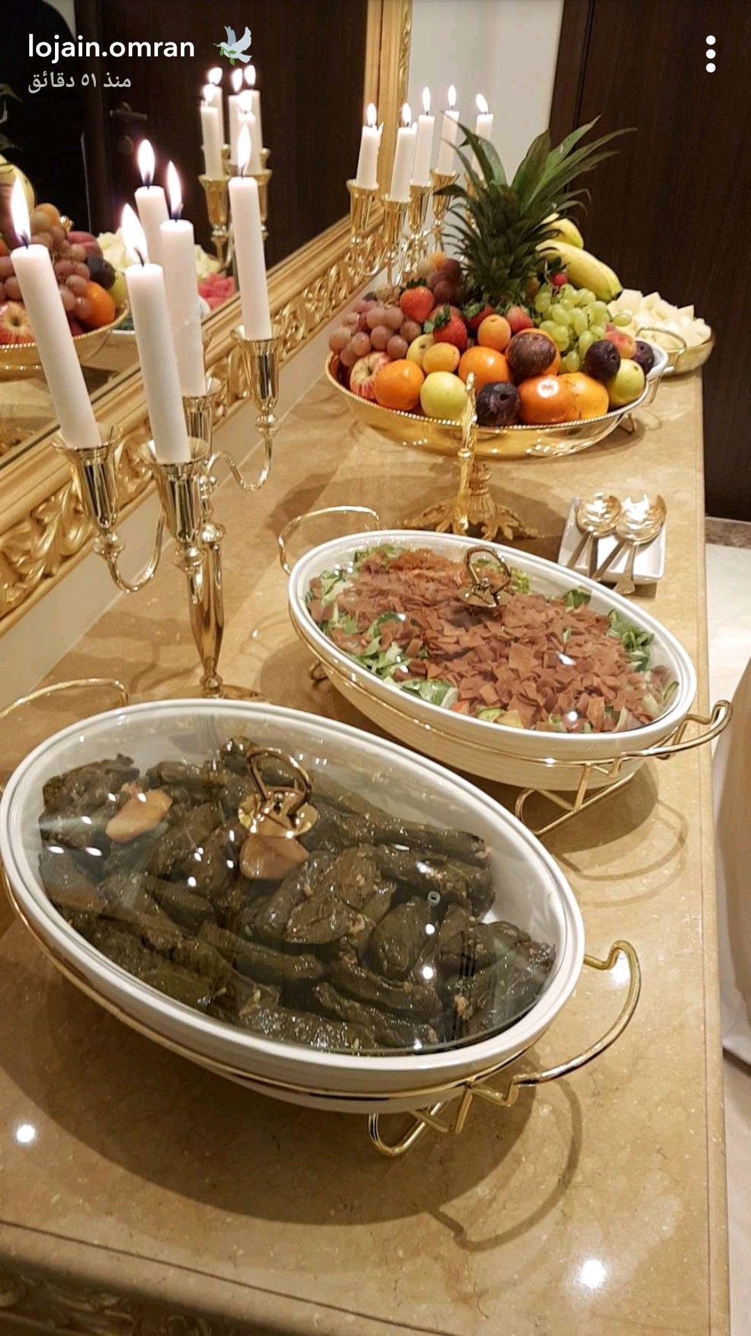Pin By Thaynara Campedelli On طبخات وضيافة عربية وعالمية Buffet Food Food Displays Party Food Buffet