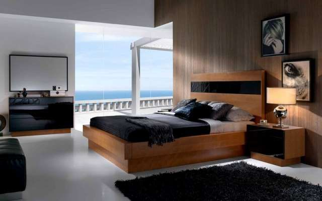 muebles quito camas de lujo modernas lineales por