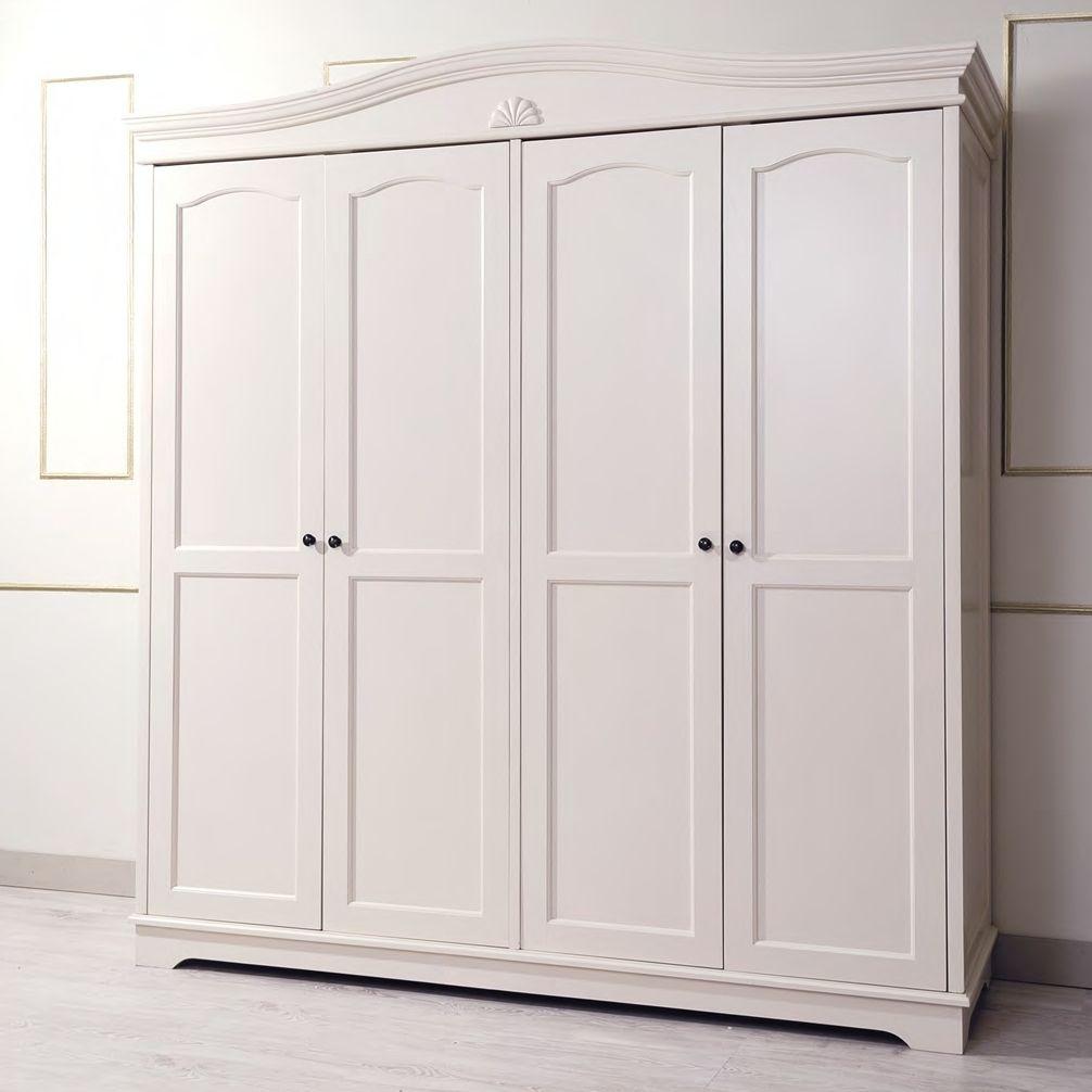 armario-blanco-paris-con-4-puertas.jpg (1006×1006) | Closet ...