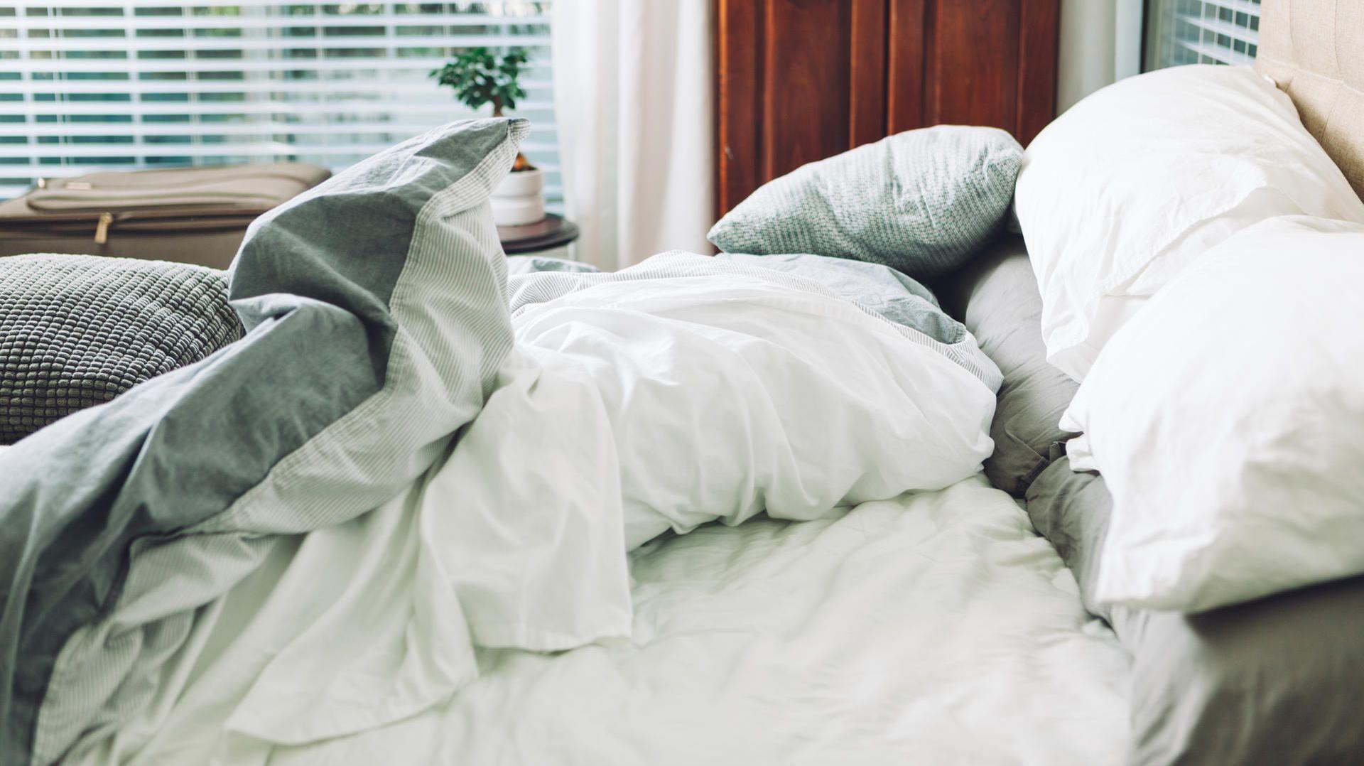 Warum Sie Ihr Bett Besser Nicht Machen Sollten Bett Ideen Matratze Und Bett Modern