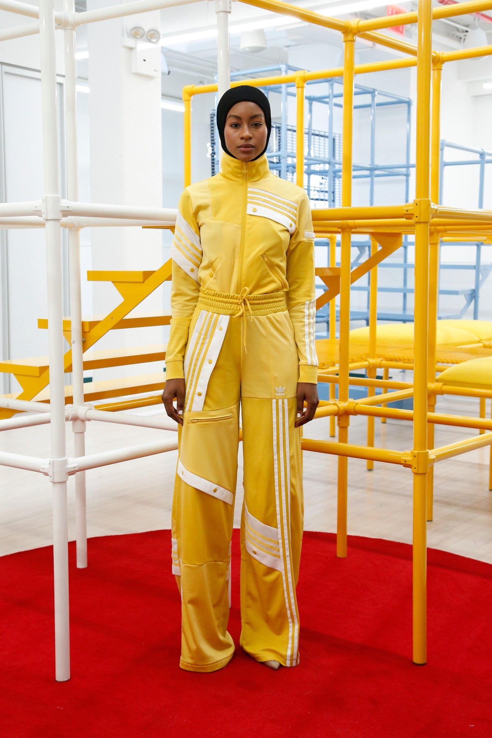 e489af8e68 Adidas Originals x Danielle Cathari Collaboration Debut   NYFW – PAUSE  Online