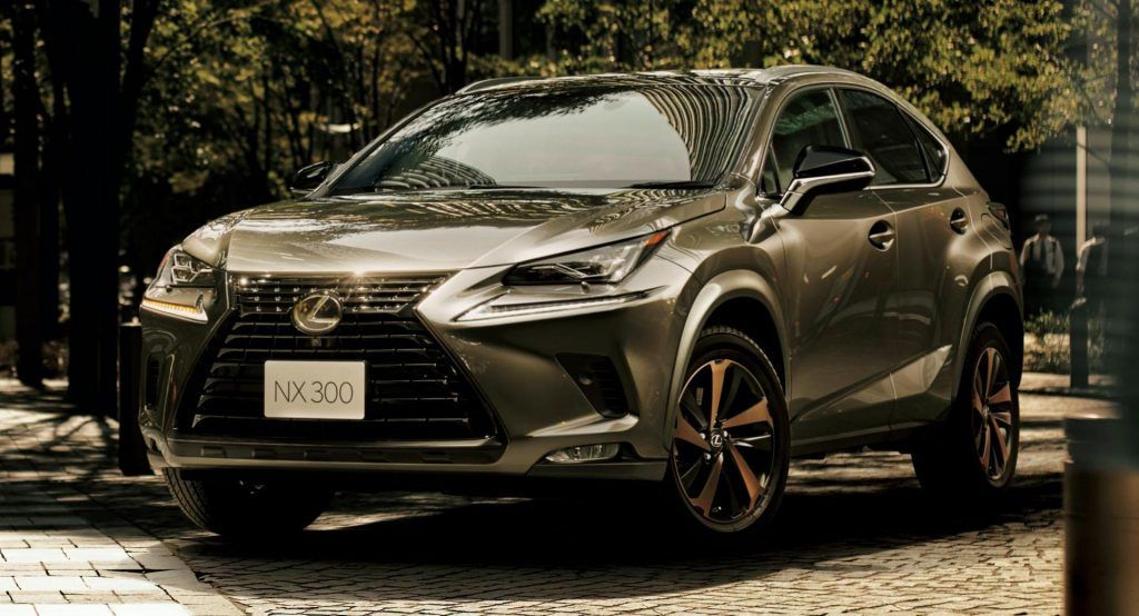 Lexus Nx Bronze Edition And Ux Blue Edition For Japan Look The Part In 2020 Unique Cars Super Cars Lexus