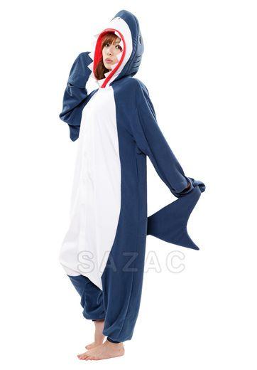 c5a179e07 Kigurumi Shop | Shark Kigurumi - Animal Onesies & Animal Pajamas by Sazac