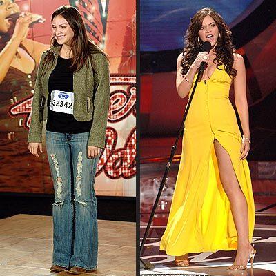 Katharine Mcphee From Her Days On American Idol Reality Tv American Idol Women