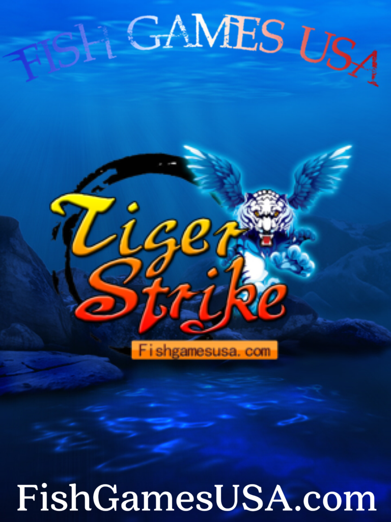 Tiger Strike 1 Fish Games USA Tiger