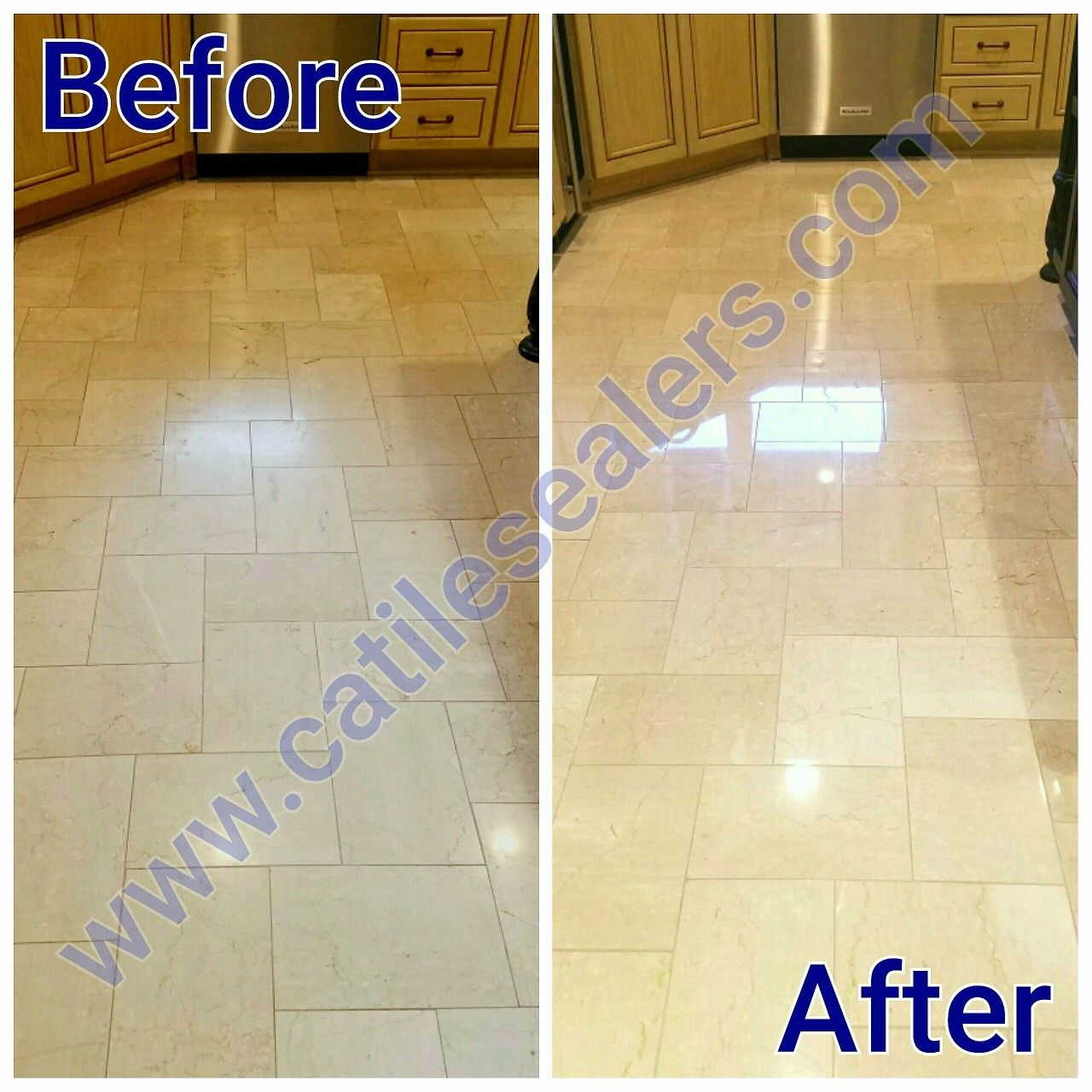 Marble Floors Cleaned Diamond Polished And Sealed With Images