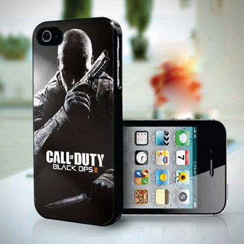 Call of Duty Black Ops Gameplay iphone case