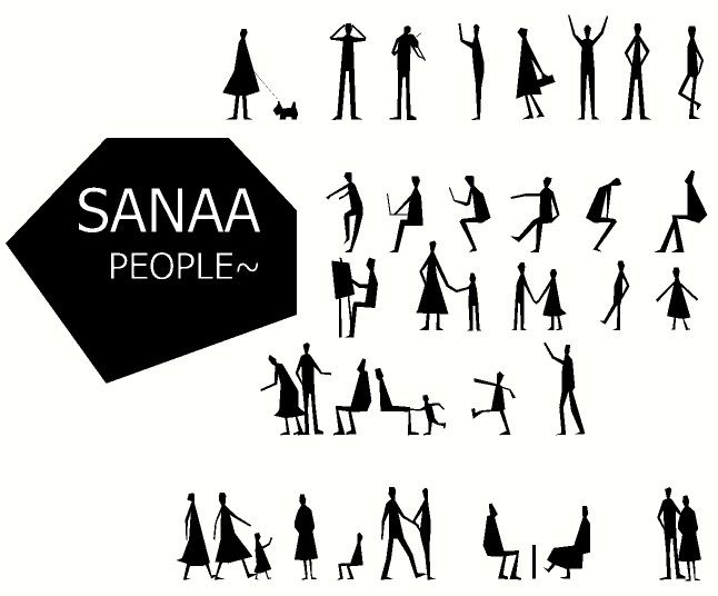 architecture people. Sanaa People - Buscar Con Google. Architecture IllustrationsArchitecture T