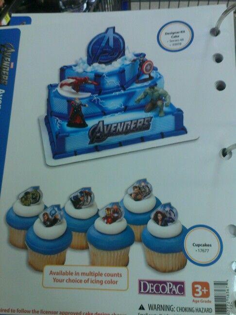 Avengers Cake Walmart : avengers, walmart, Walmart, Avengers, Multilevel, Cupcakes, America, Cake,, Captain, Cupcake, Cakes