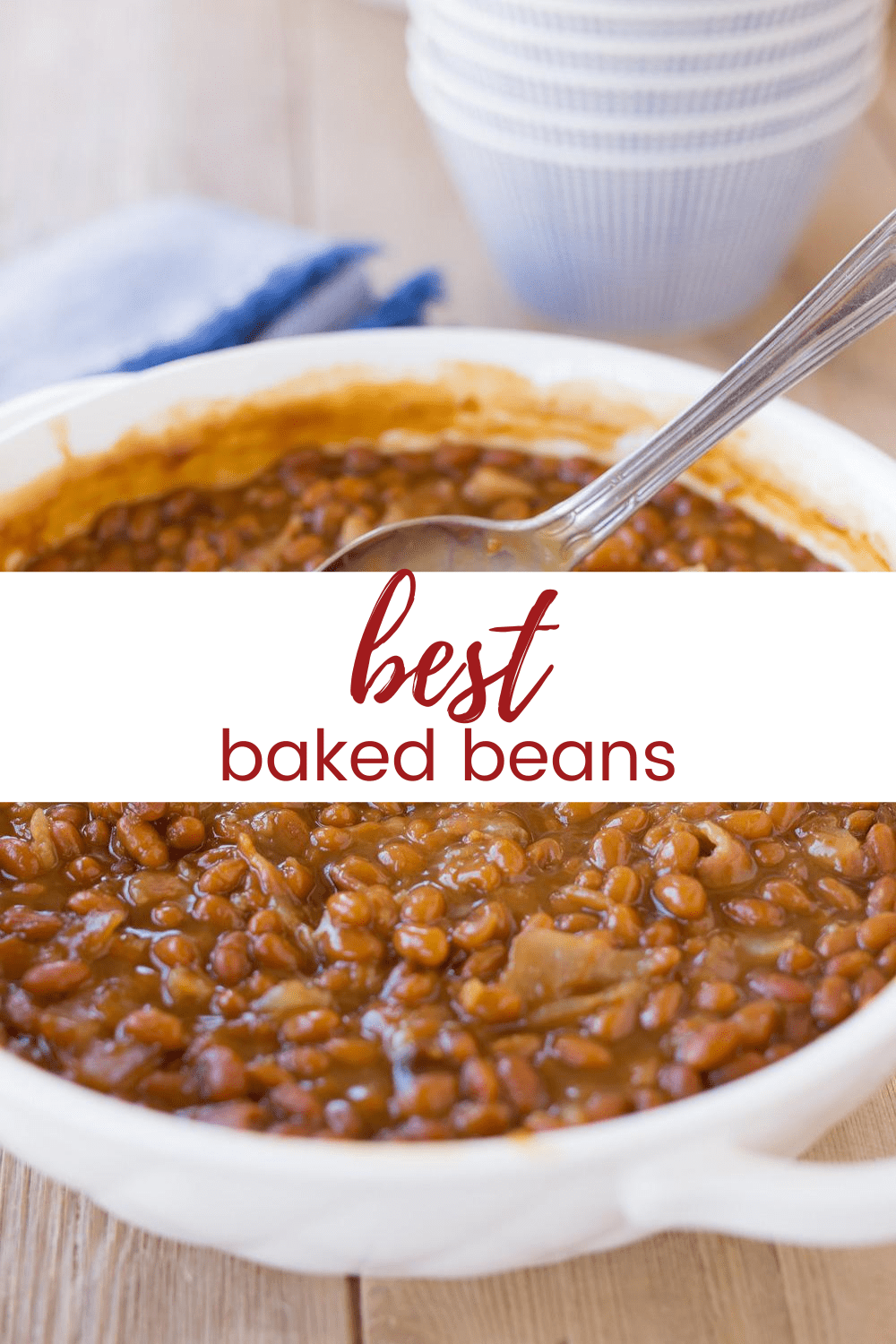 Summertime Barbecue Recipes And Entertaining Ideas In 2020 Best Baked Beans Homemade Bbq Recipes Homemade Dinner Recipes