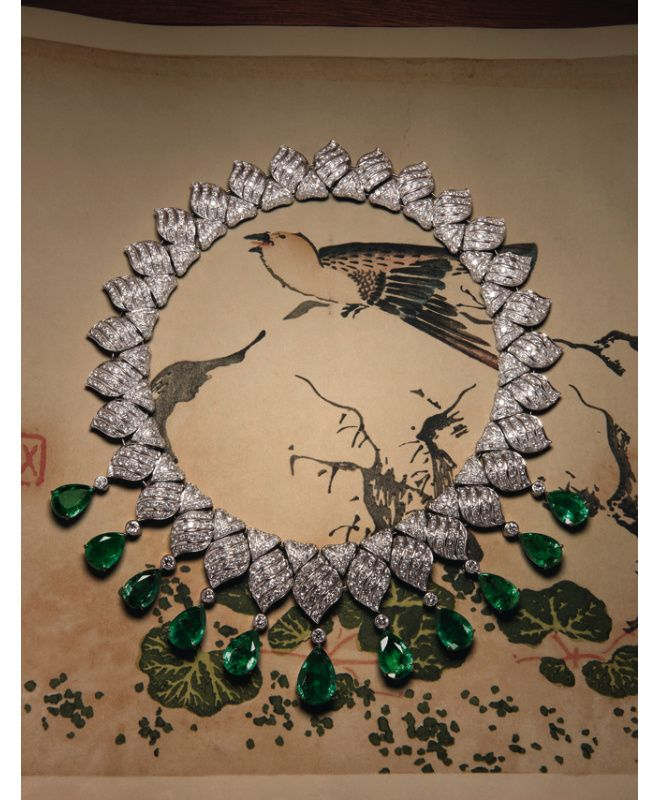 haute joaillerie Jewelry photography and Jewel