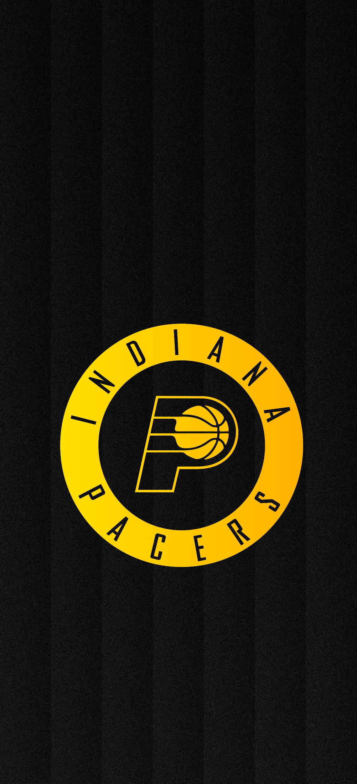 NBA Basketball Team Indiana Pacers phone background in