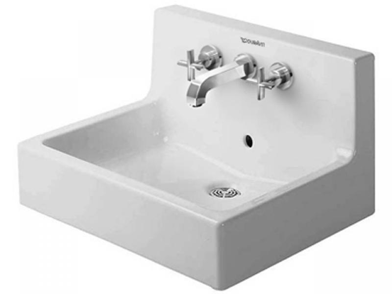 Duravit Waschtisch Vero 600 Mm 0453600000 Waschtisch Duravit Duravit Vero Waschtisch
