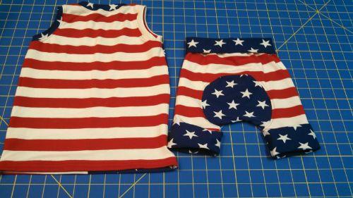 Patriotic Loone set.