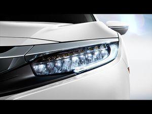 Honda Civic 2016 Led Headlamp Set In Lahore Car Accessories
