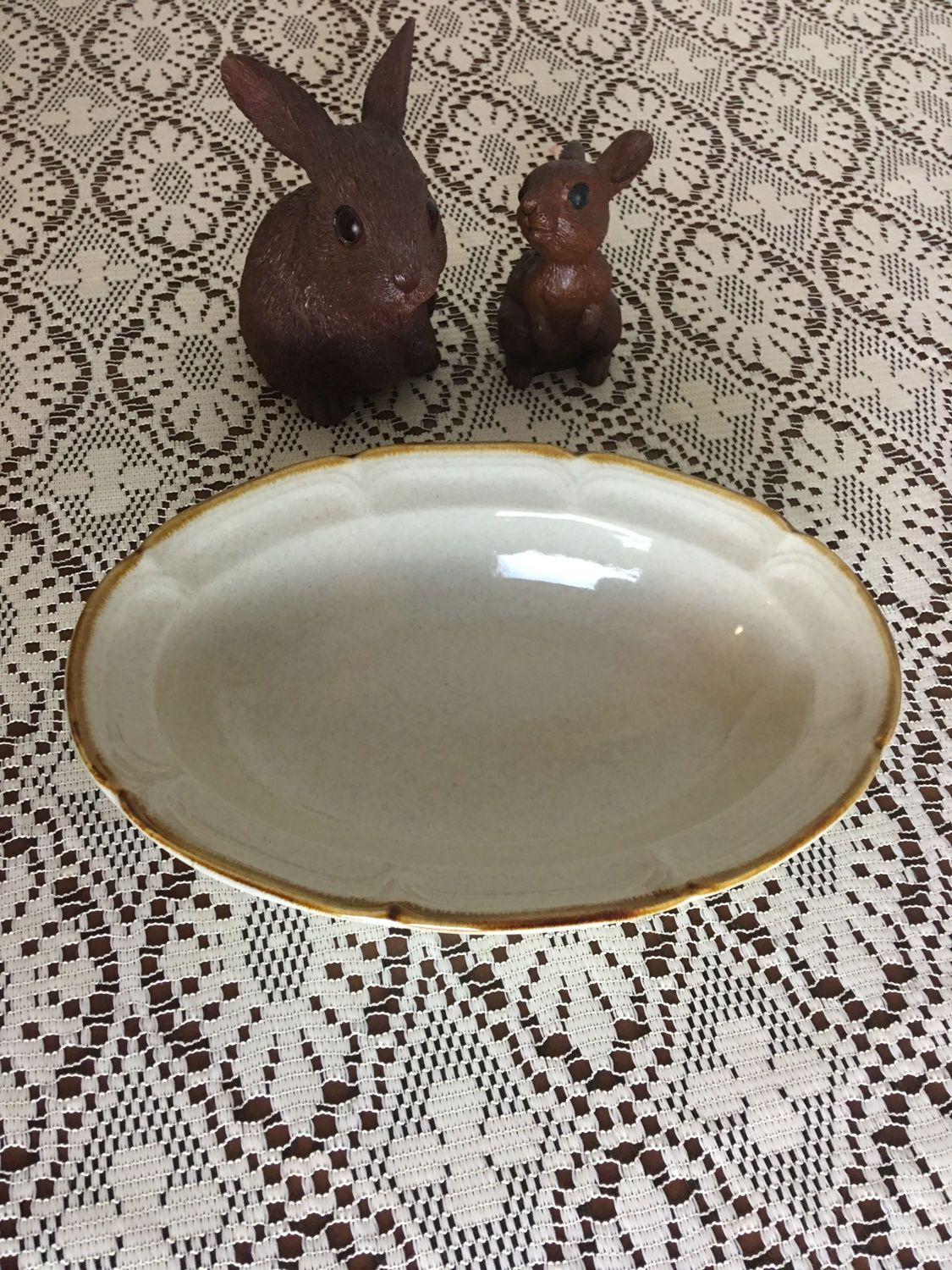 The Classics, Castlewood by Hearthstone Stoneware, Oblong Serving ...