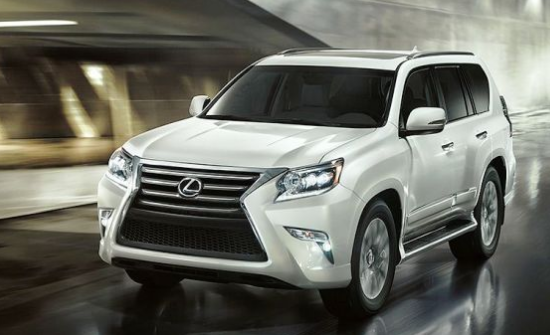 new luxury car releases 20142017 Lexus GX Redesign Release Date Price  New Car Rumors