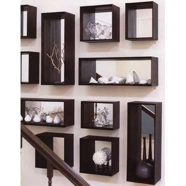 Repisas decorativas de madera san felipe muebles - Como hacer repisas de madera ...