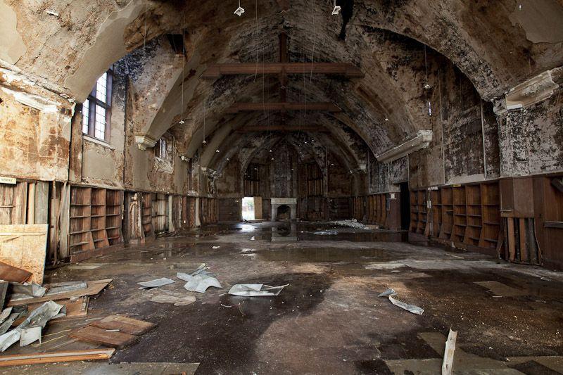 Detroiturbex Com Mark Twain Branch Library Abandoned Library Abandoned Detroit Old Abandoned Buildings