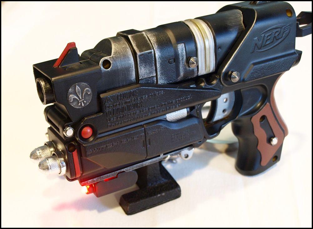 Custom Modded Nerf Switch Strike. visit my website at  nerfkraftcity(dot)yolasite(