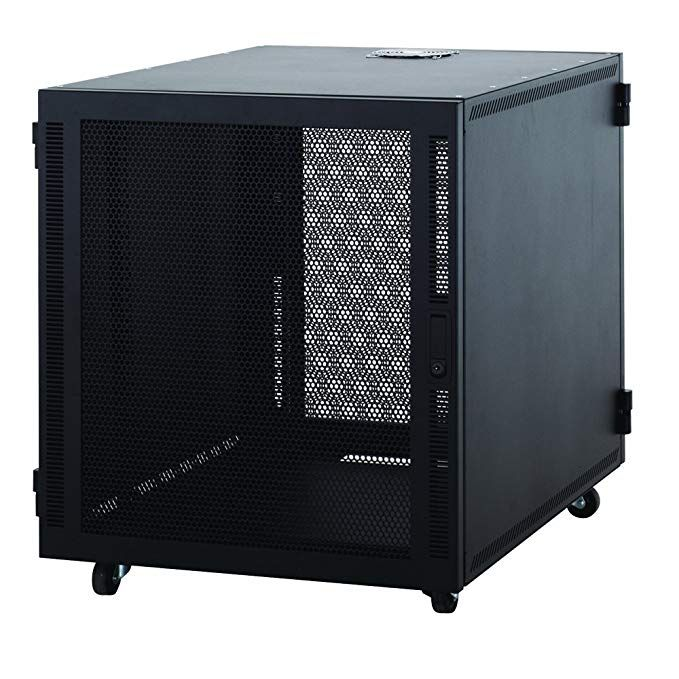 12u Compact Soho Server Cabinet Review Server Cabinet Server Rack Server Room