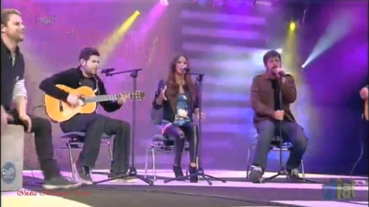 India Martínez y Estopa - (Naturaleza) Gala Premios Cadena Dial 2011