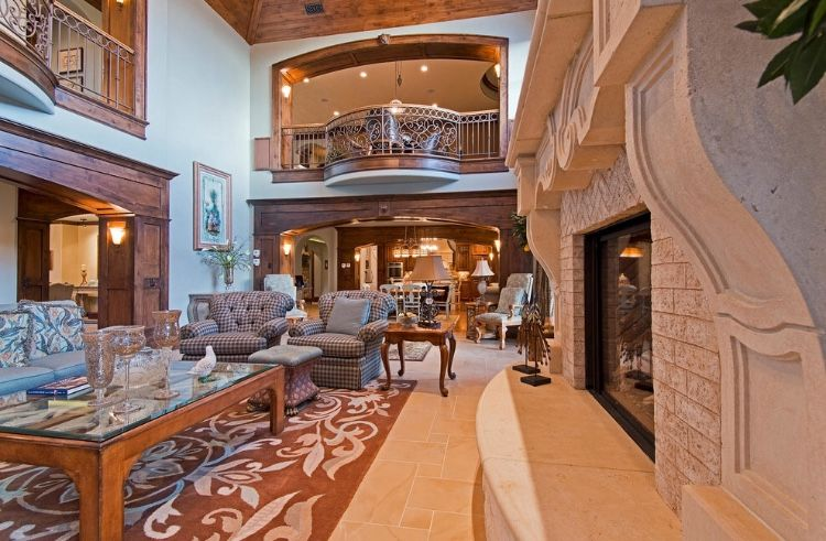 Berkshire residence salt lake city mansions homes