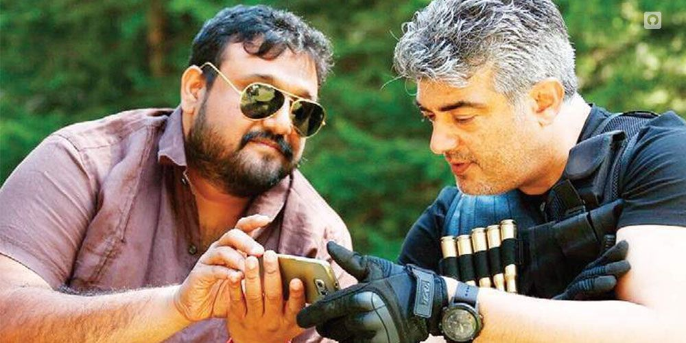 V Viswasam Greaing up for some exciting entertainment