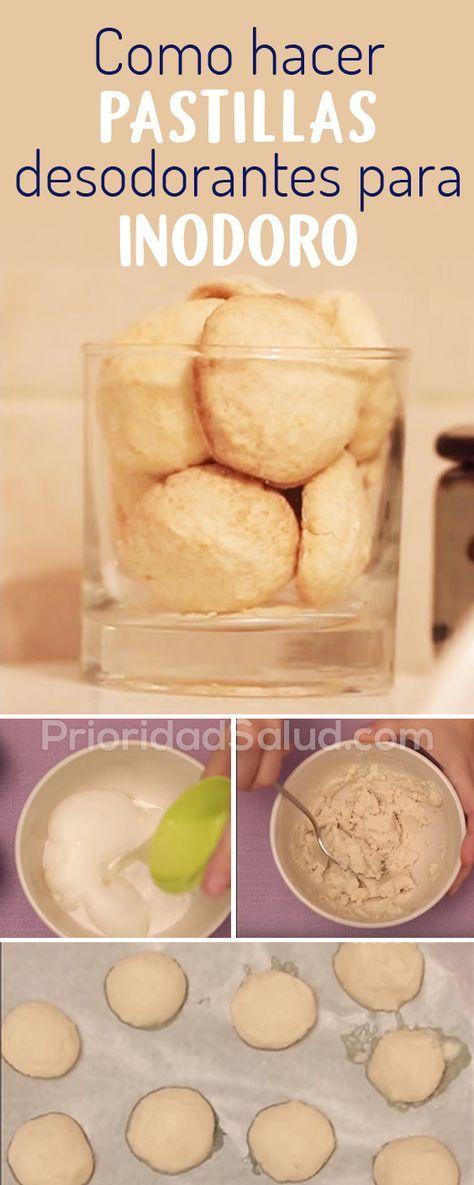 Como hacer pastillas desodorantes para inodoro | Como ...