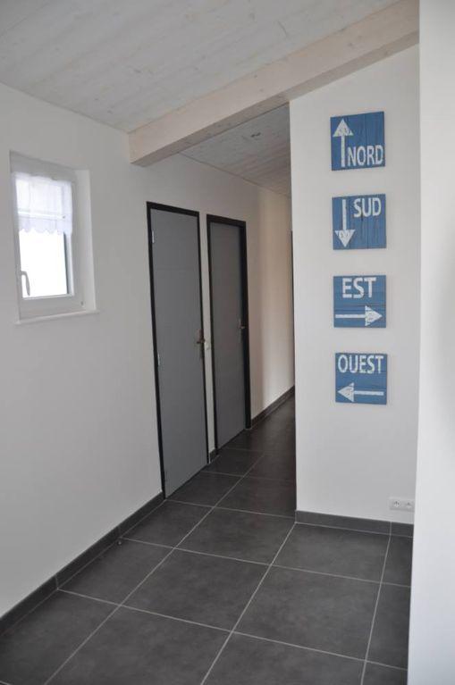 Location vacances villa Sainte-Marie-de-Ré Couloir donnant accès à