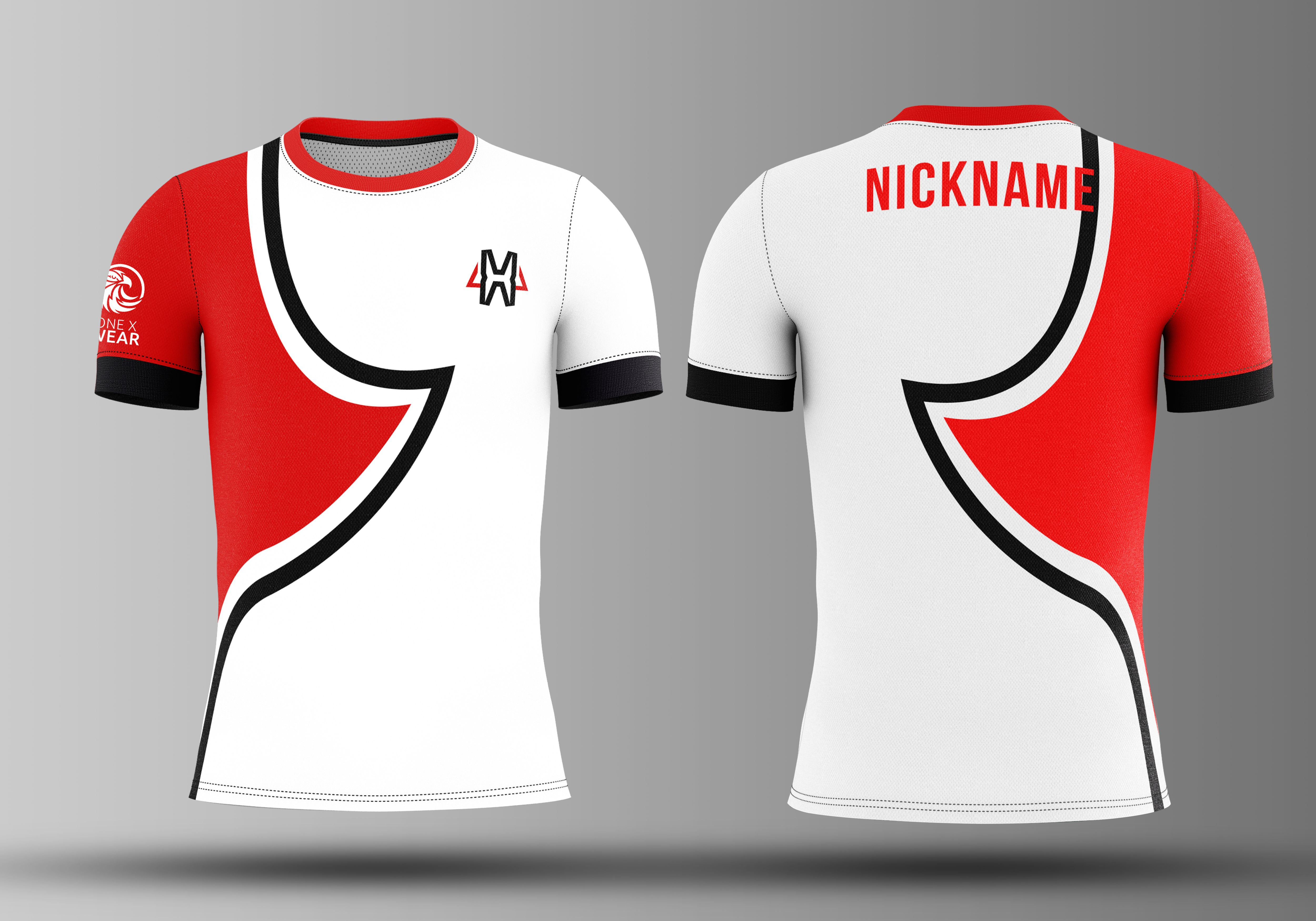 Download Under21 I Will Design Jersey For Esports Soccer Etc In 24 Hours For 10 On Fiverr Com Shirt Template Sport T Shirt Jersey