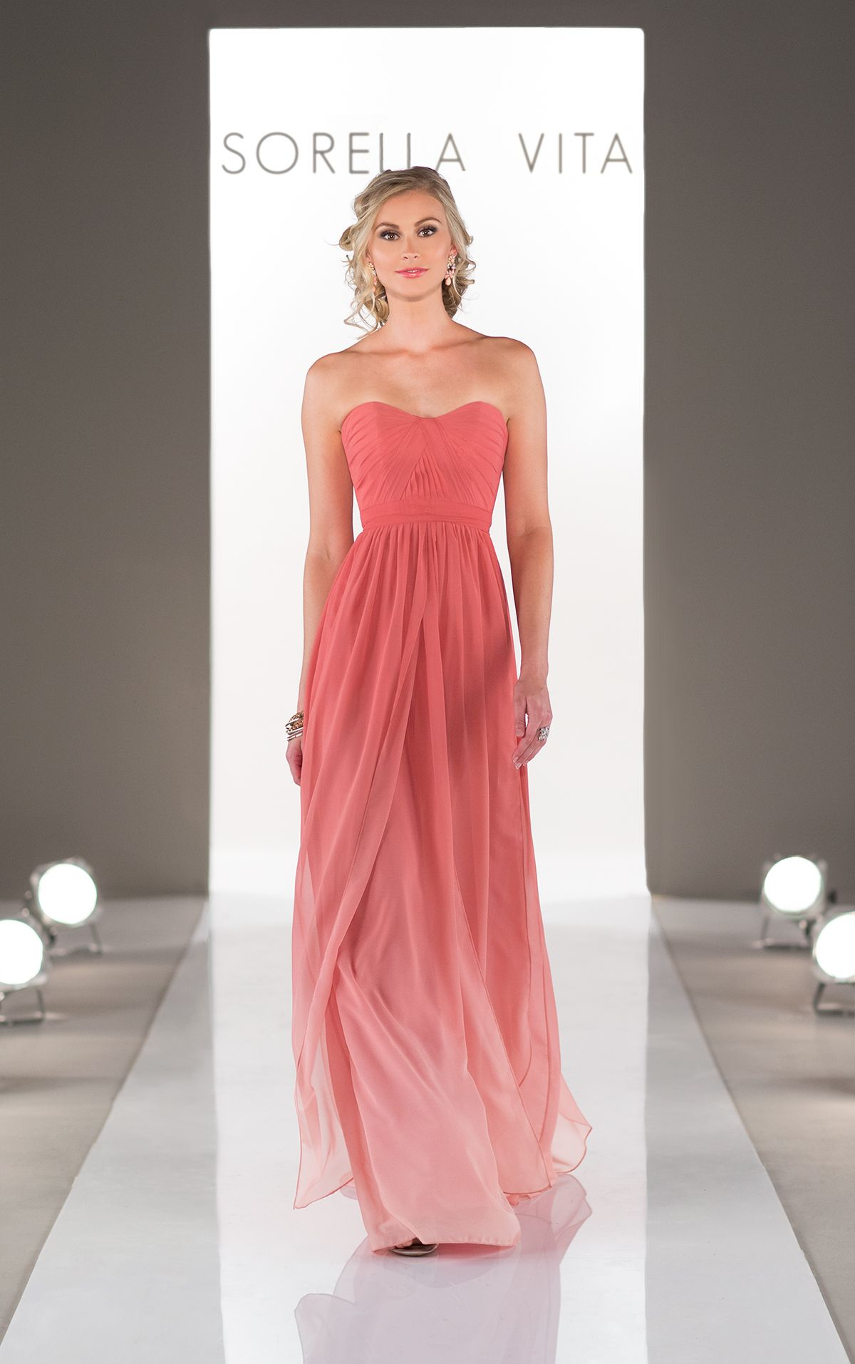 Convertible Bridesmaid Dress by Sorella Vita | Damitas de honor ...