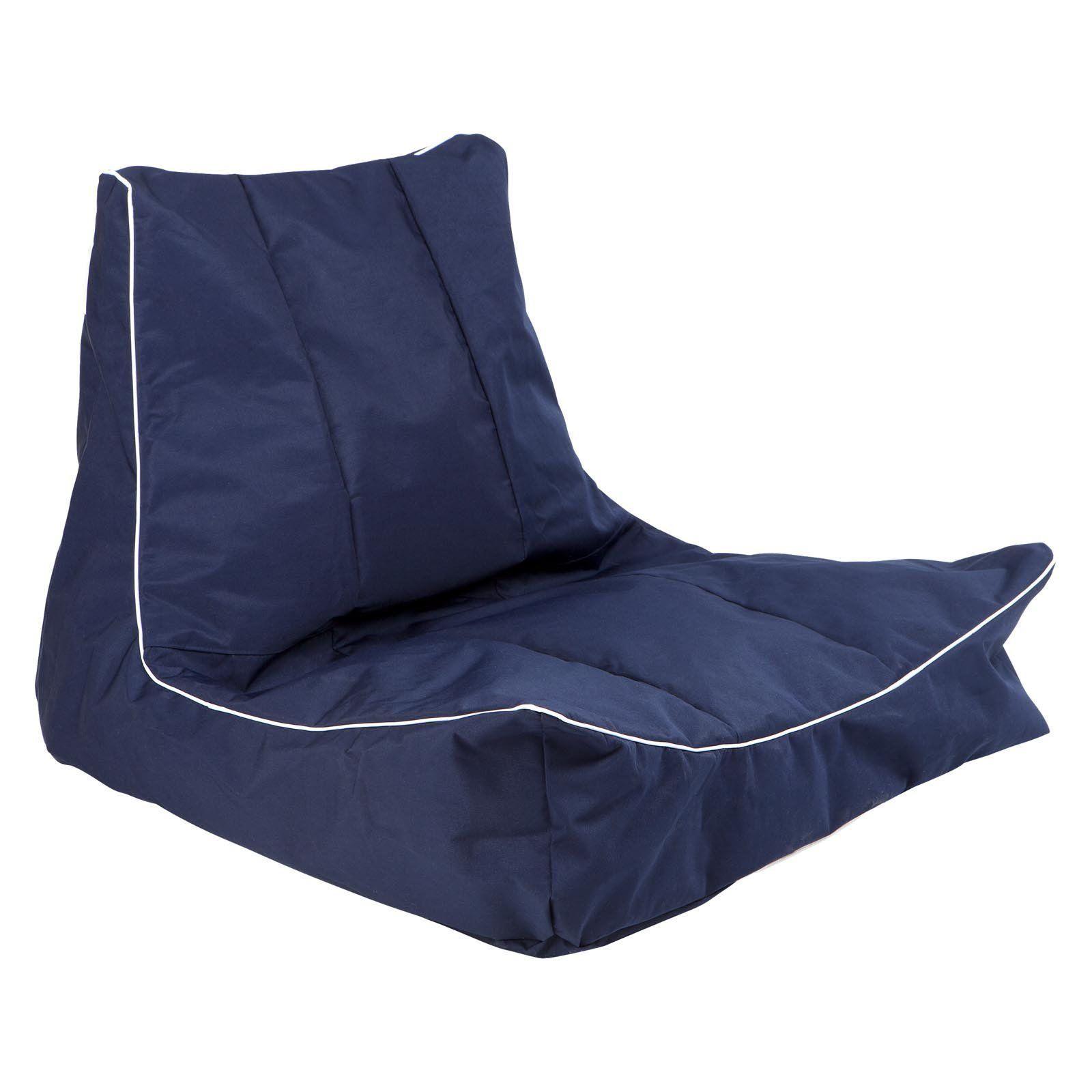 Sit On Floating Bean Bag Azule Inflatable Float Bean Bag