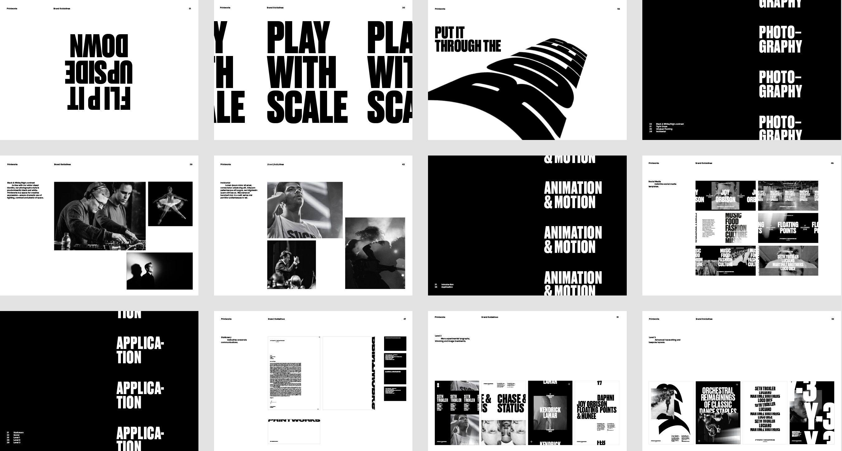 Printworks_Guidelines_2.jpg (2703×1450) | Black & White | Pinterest ...