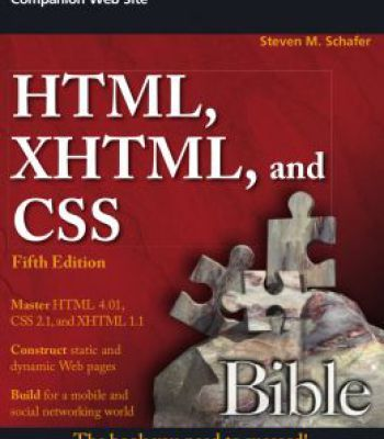 Html Xhtml & Css For Dummies Pdf