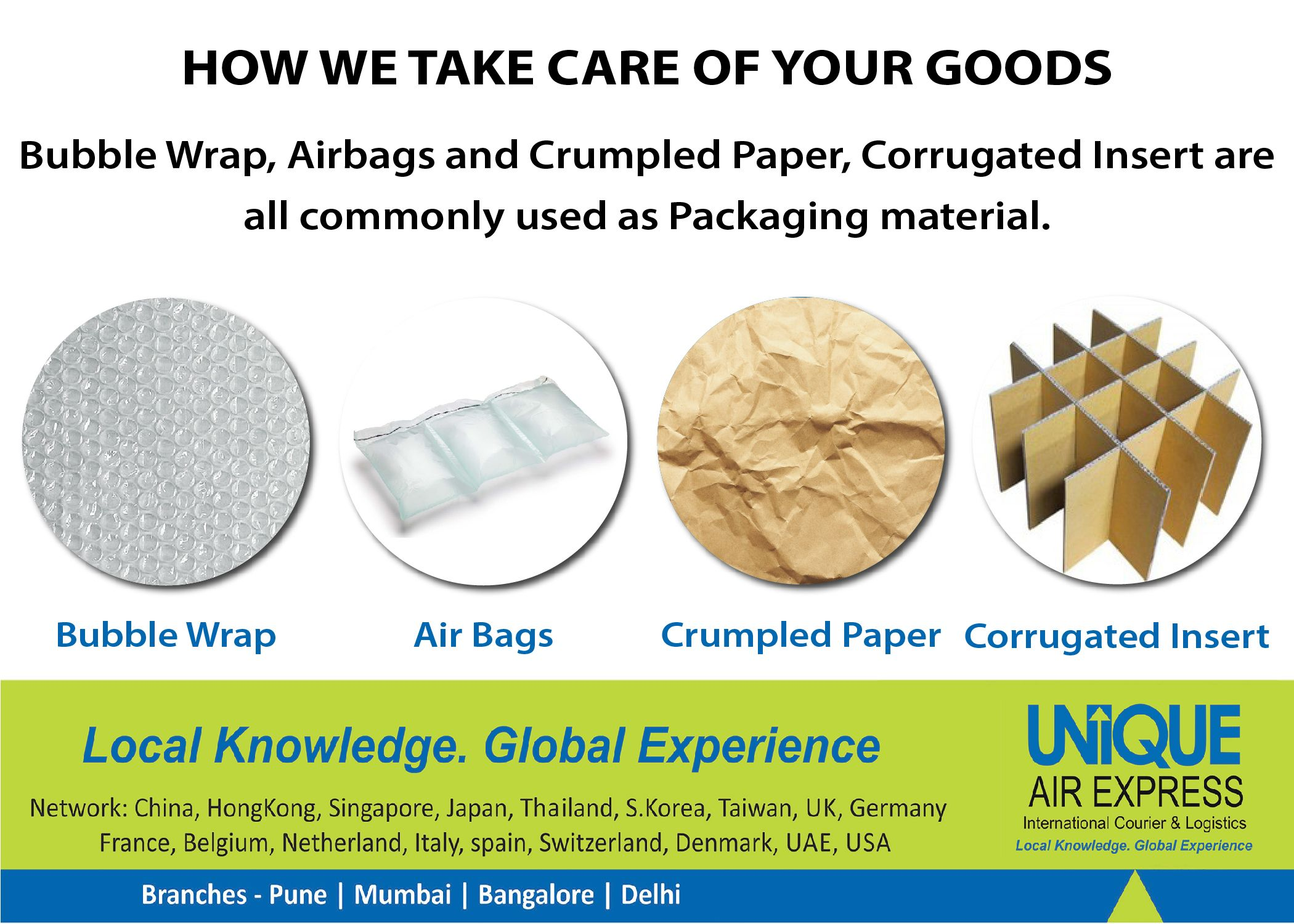 The Unique Way To Care for Your Goods with Bubble_Wrap