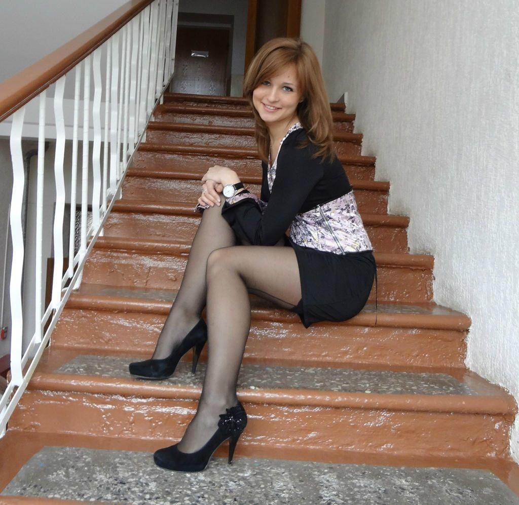 Русская молодая на порнопробах 9 фотография