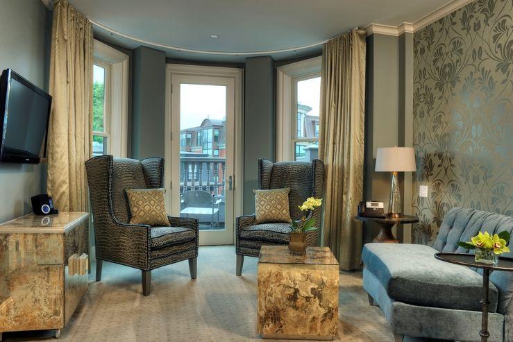 Design Smarts On Harvard Square Hotel Veritas In Cambridge M