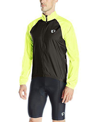 Men's Cycling Jackets - Pearl Izumi  Ride Mens Elite Barrier Jacket * Click image for more details.