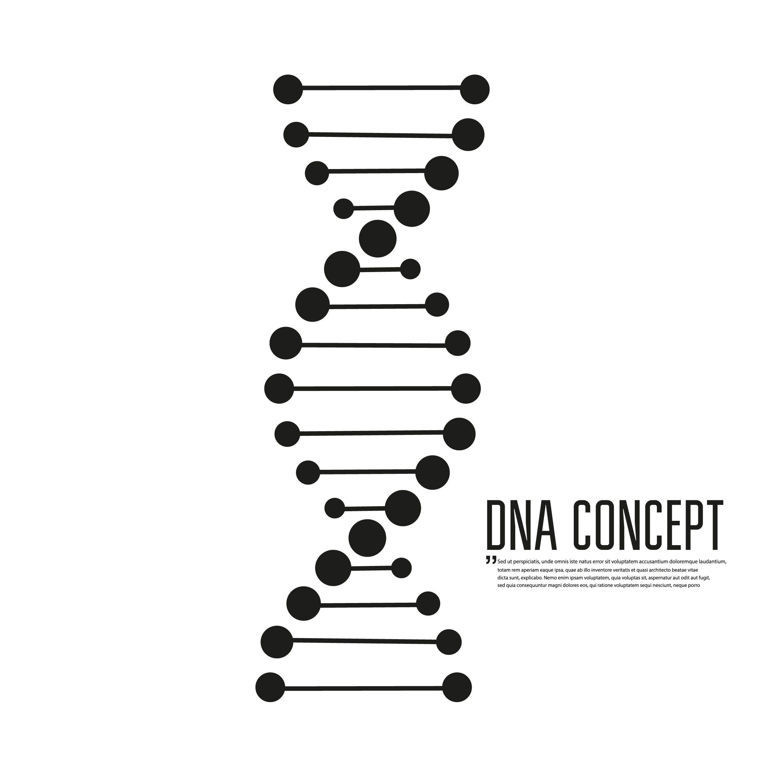 Dna Vector Icon Dna Dna Helix Biology