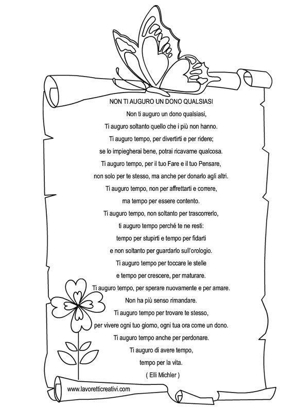 Pin Su Poesie E Filastrocche